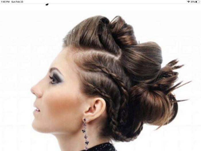 Hair styles?? - 1