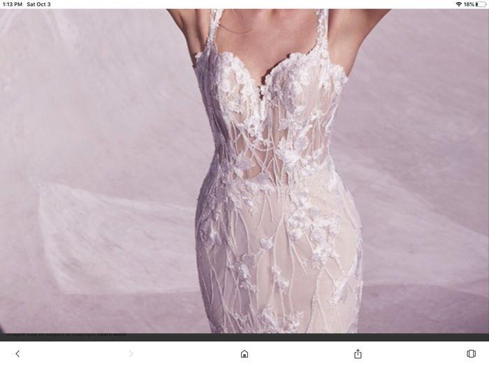 For fun --- dream dress post 8