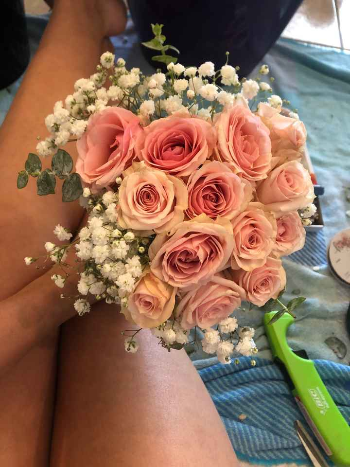 My diy Bouquets are done! - 4