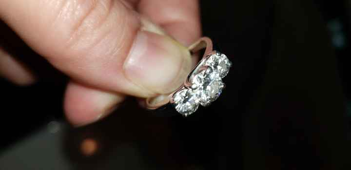 Calling all Vintage/antique and heirloom rings! - 1