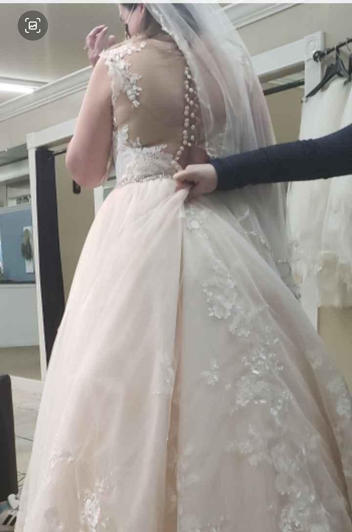 Dress help! 1
