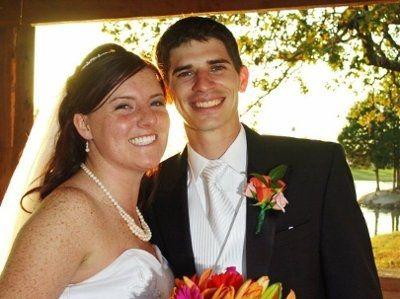 WhooHoo We're married!