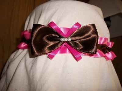 Making my garter