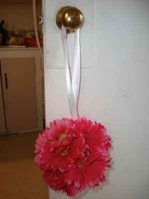 Daisy pomander balls... has anyone done them?