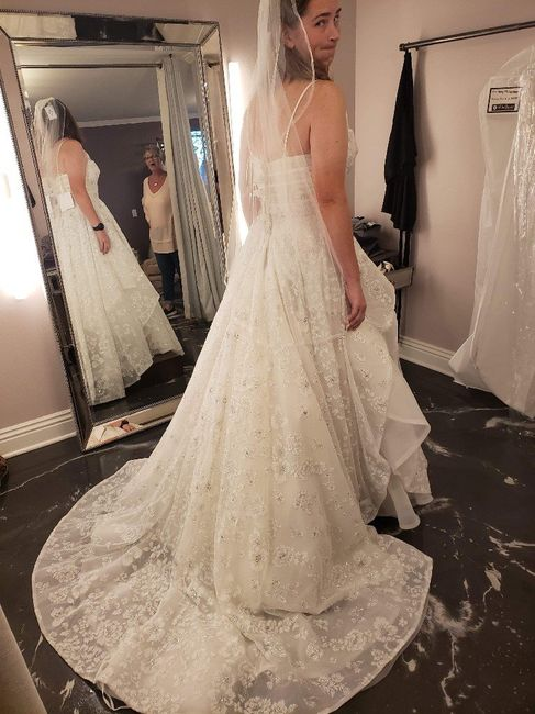 dress hunting Tips? & plz share your gown!! - 2