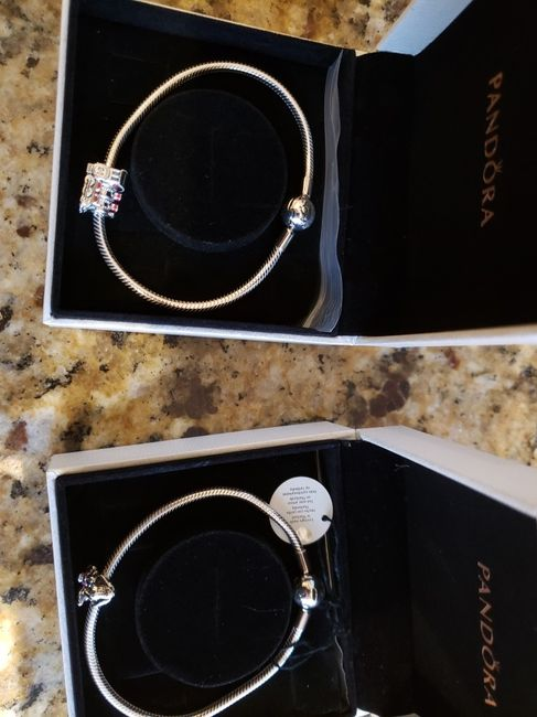 Gifts for bridesmaids and maid of honor - 1