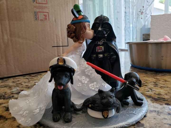 Custom dog cake toppers? - 1