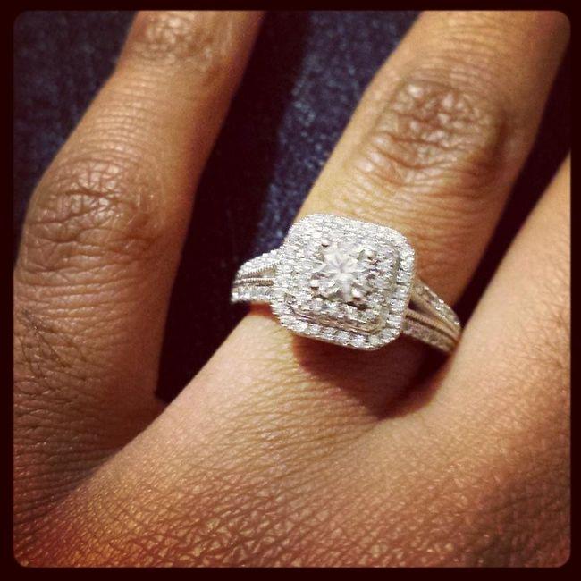 Any Ladies With Split Shank E Rings Weddings Wedding Attire