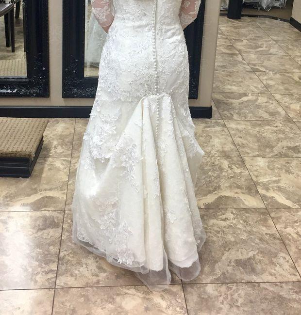 Need Some Bustle Inspiration Weddings Wedding Attire Wedding