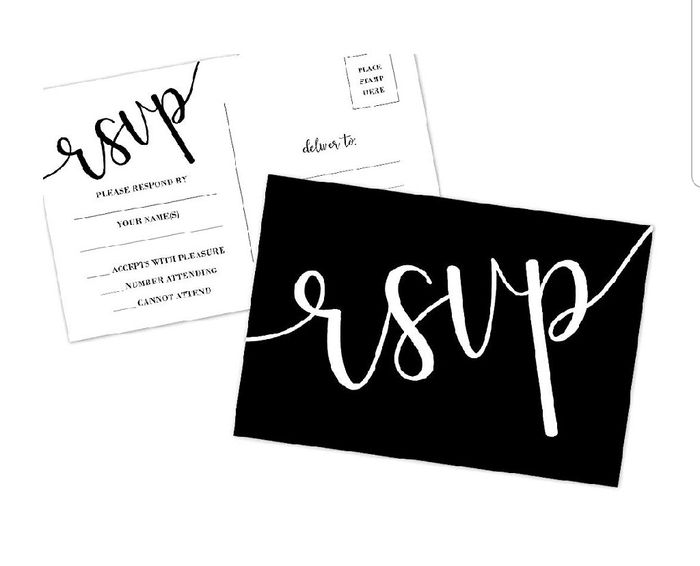 Feedback Wanted: Look at my invites i plan to order before the end of November! 6