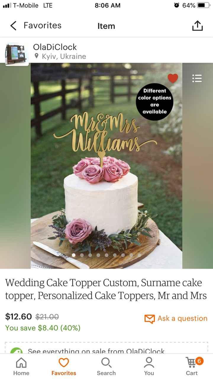 Vote: Your Favorite Cake Design? - 1