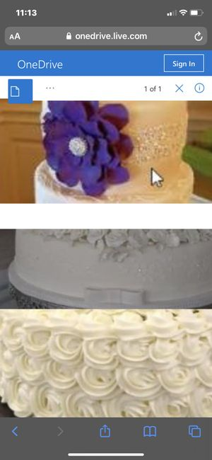 Here is my cake - 2