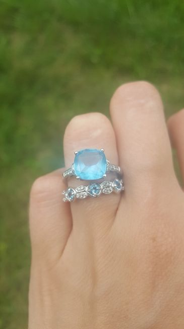 Thoughts on Sapphires as Engagement Stones?