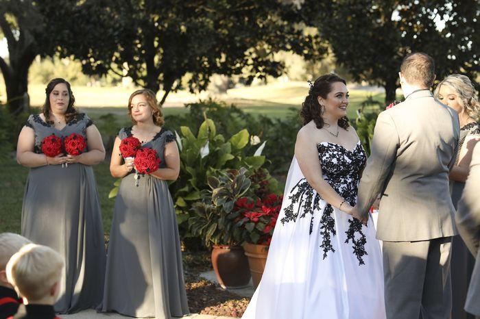 Bridesmaid Officiant - 2