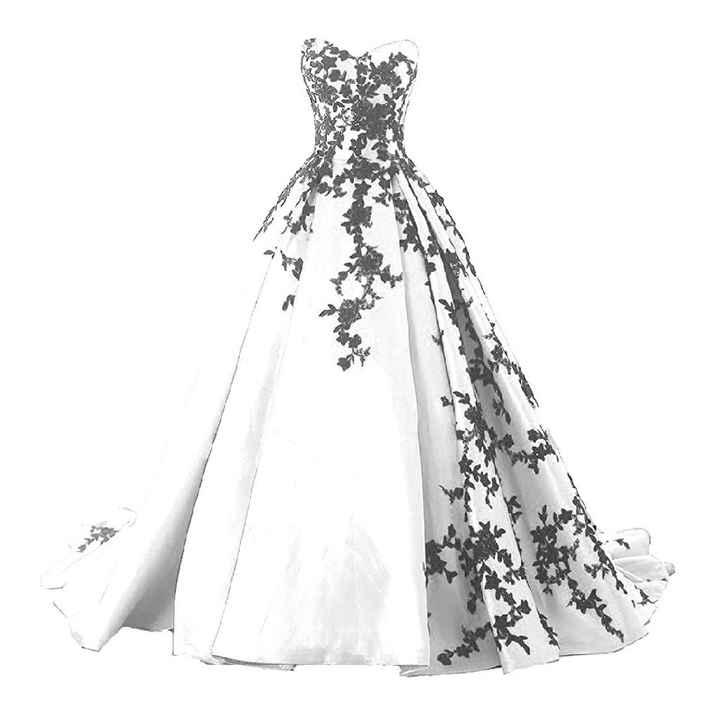 Wedding Dress Silhouettes! Ballgown, Mermaid, or Sheath? - 1