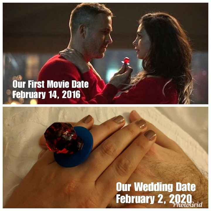 Couples getting married on February 2, 2020 - 5