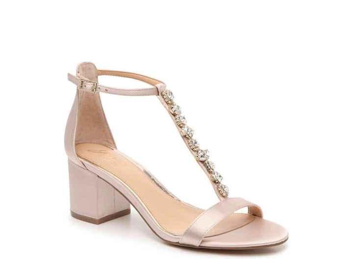 High Heels, Low Heels, or Flats - 1