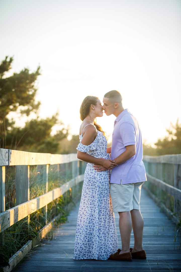 Engagement Photo Outfits - 1
