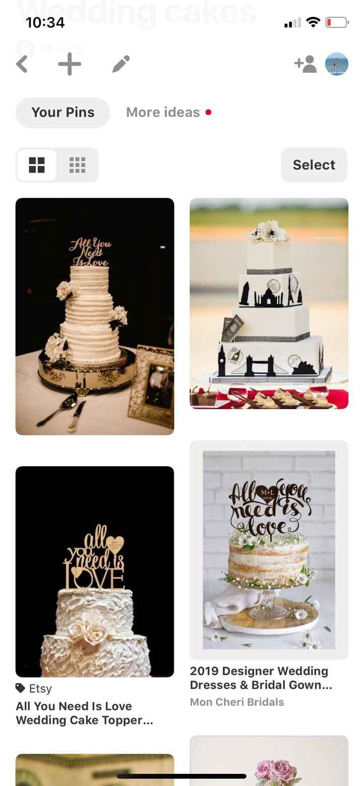 Pinterest Invasion: Show us your wedding in pins! - 5