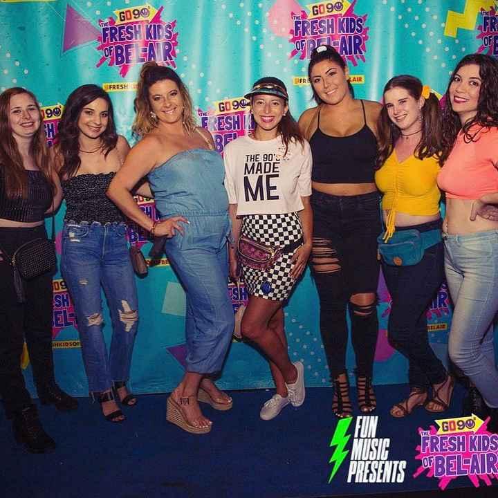 nyc bachelorette party - 1