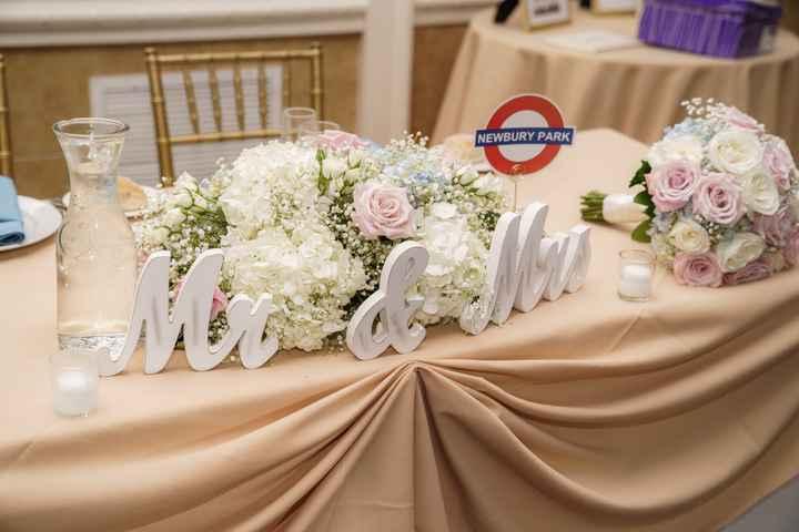 British themed Long Island Wedding bam - 9