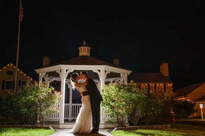British themed Long Island Wedding bam - 12
