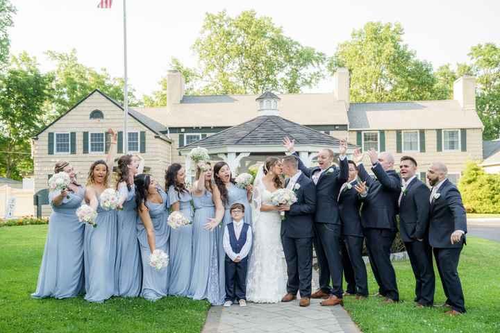 British themed Long Island Wedding bam - 15
