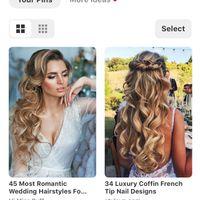 Pinterest Invasion: Show us your wedding in pins! - 1