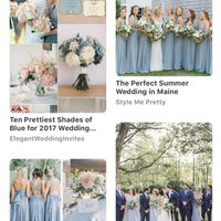 Pinterest Invasion: Show us your wedding in pins! - 2