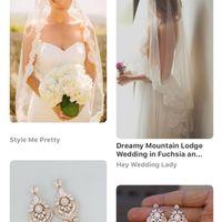 Pinterest Invasion: Show us your wedding in pins! - 4