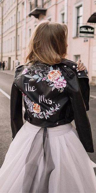 What if it's cold? Bridal jacket ideas? 5
