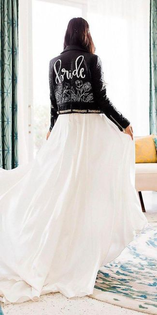 What if it's cold? Bridal jacket ideas? 6