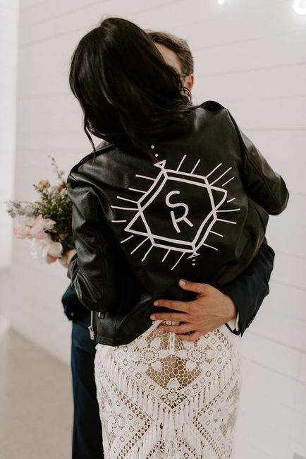What if it's cold? Bridal jacket ideas? 7