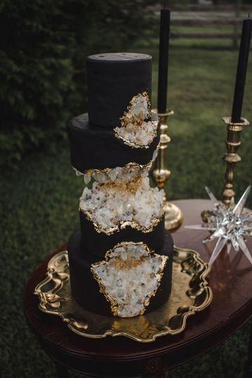 Favorite Black Wedding Cake? 3