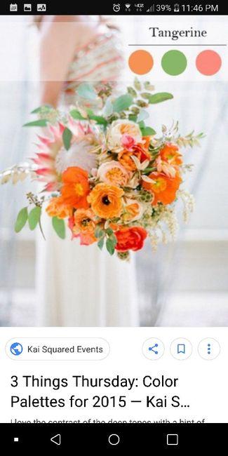 Wedding colors! 3