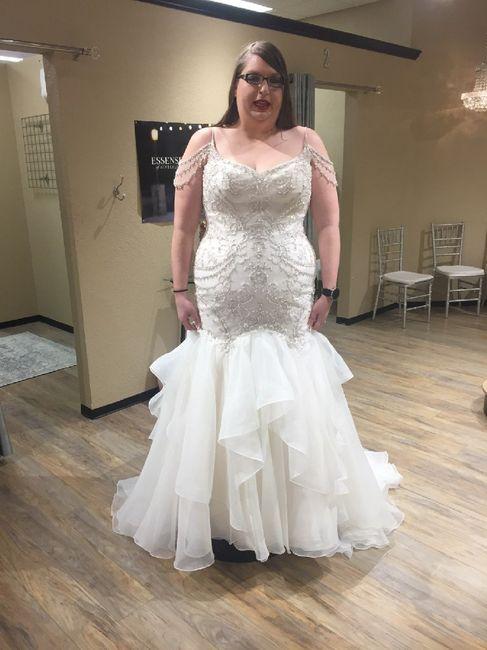 i found my dress 1