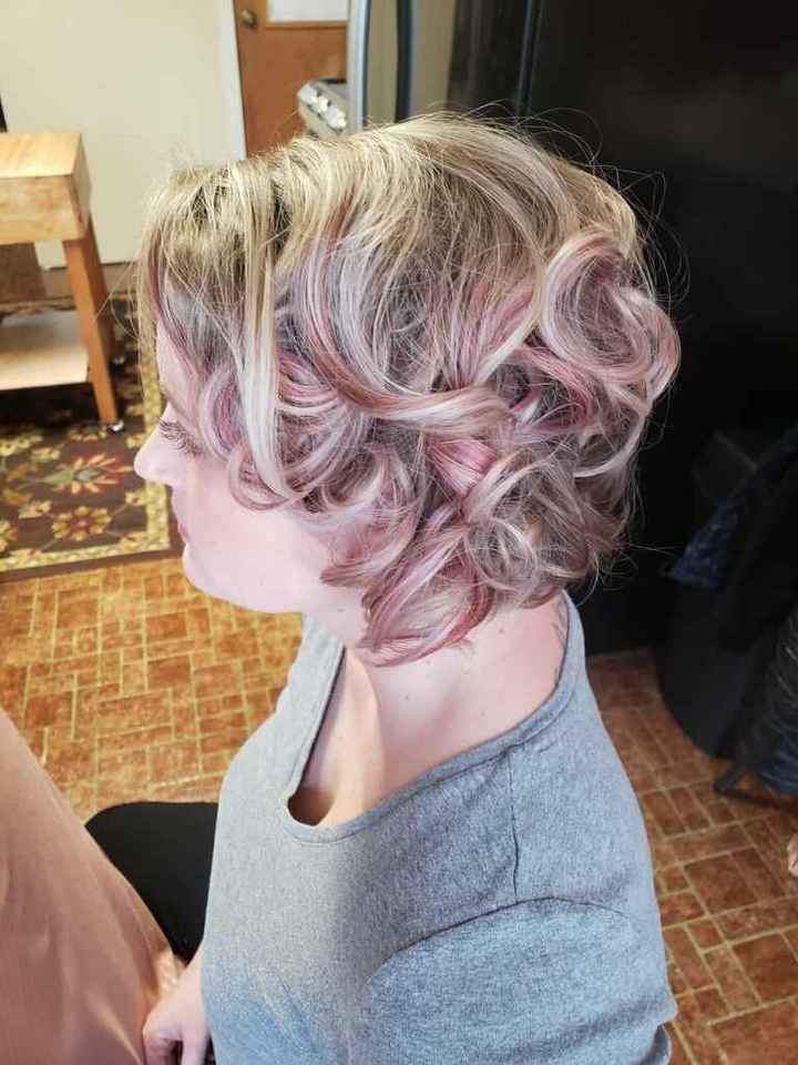 Hair Color -  dyed or natural? - 1