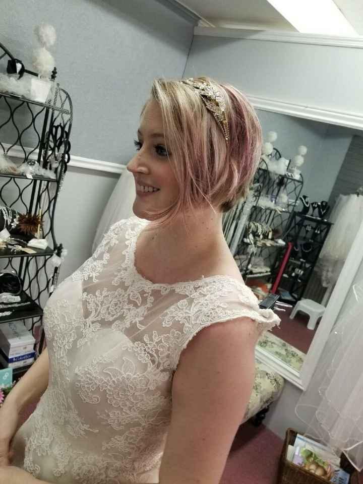 Wedding dress styles - 2