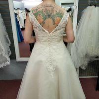 Wedding dress styles - 1