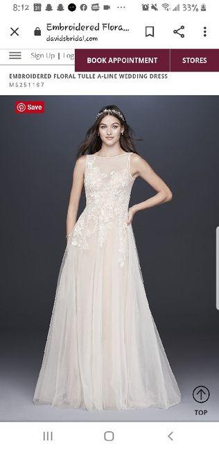 Ladies Getting Married in June- Let's See Those Dresses! 🌸❤🌸 2