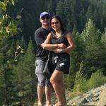 Adam and Rowena Hutchison