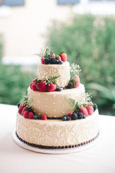 Cake Wars: Fruit or Chocolate? 1