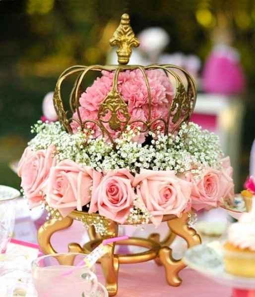 Royal Themed Wedding