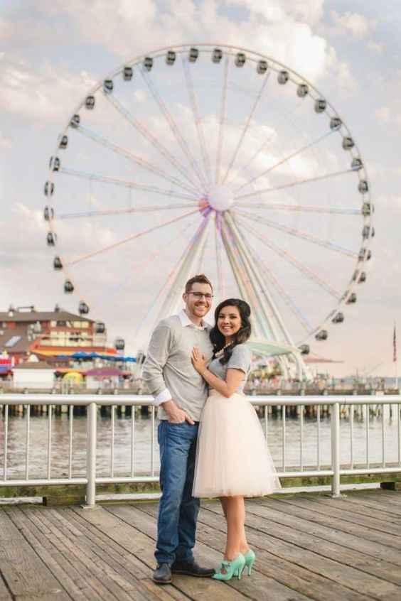 Ferris Wheel Pier