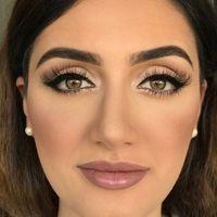 Romantic Glam Makeup