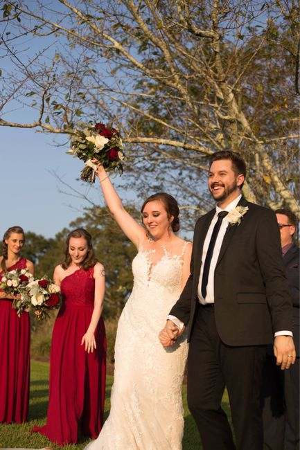 Share your recessional photo! 😊 31