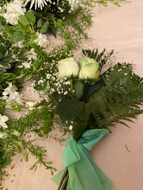 What is your flower budget? 5