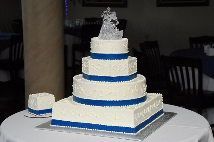 How Much Cake Do I Need For My Wedding: How Much Does/did Your Cake Cost?