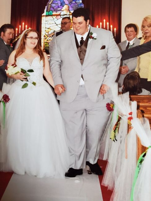 Share your recessional photo! 😊 13