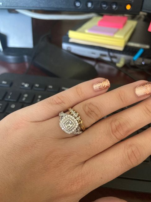 Brides of 2022! Show us your ring! 8